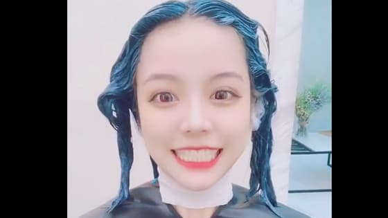 You know what,Jinx went so far as to dye her hair in the barber shop