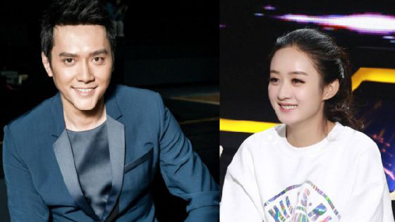 Zhao Liying was told to marry William Feng.
