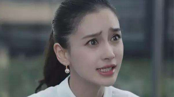 Angelababy responds to acting controversy: all criticism is modest.