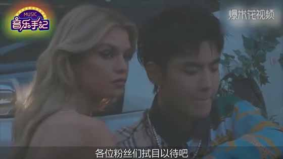 Kris Wu post a new song Hold Me Down recently. And the lyrics are sweet and romantic!