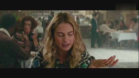 I went back to see this Mamma Mia!, do you remember these movie plots? It's really funny.