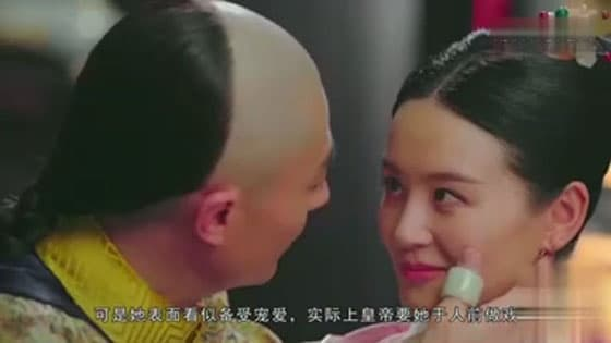 Ruyi's Royal Love in the Palace,dowry servant girl borrowed ru yi to ascend the throne and was
