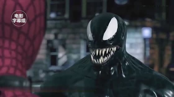 Various versions of venom,too imaginative