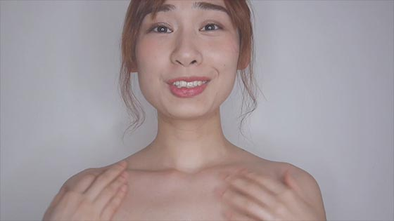 How to have a more beautiful clavicle? Ten minutes after the bath, exercise massage.