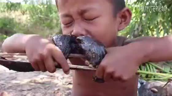 What the Chinese don't eat has become a delicacy in Cambodian countryside.
