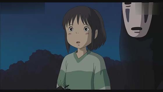 After a lapse of 20 years, Spirited Away decided to introduce Chinese cinema. Is it a feeling or a money?