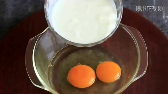 Half bowl of yogurt, 2 eggs, 10 minutes for breakfast