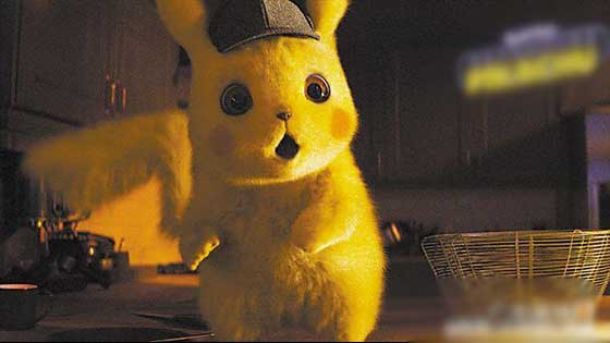 Pikachu movie has a ten-day single-day box office, and Pokémon IP has  attracted $90 billion.
