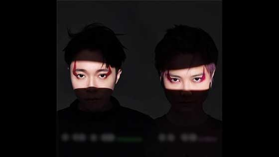 "Unforgettable 520, Li Yuchun and Wu Qingfeng hand in a holiday gift ""as a monster"""