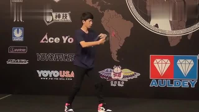 Firepower Junior King didn't deceive me! Yo-yo can really play like this!