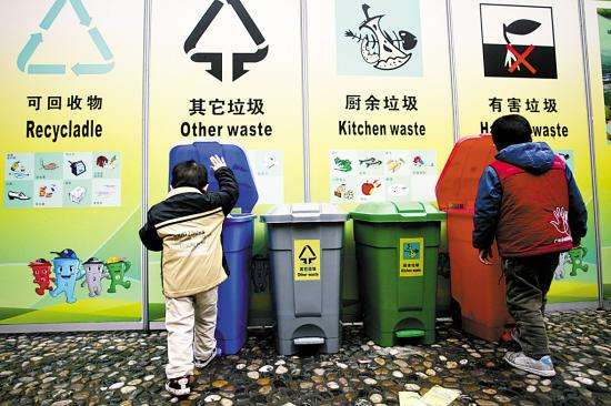 Importance of Waste Classification: Local Regulations on Waste Classification will be issued in many cities