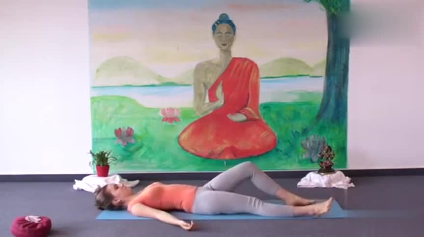 Beauty Yin Yoga, 20 minutes yoga practice for novice!