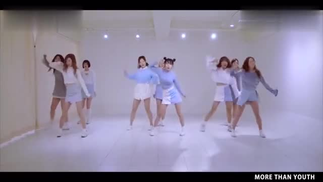 TWICE-TT Dance Flip of Korean Beauty Dance Troupe