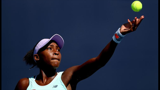 Wimbledon 2019: Coco Gauff Follows Venus Win by Reaching Wimbledon's Third Round.