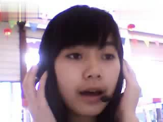 Chinese Beauty Singing Video