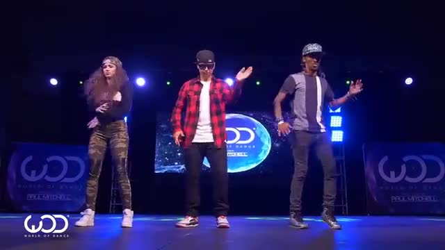 Mechanic Brother + Beauty Dytto + Poppin John Performing at WOD Super Handsome Live