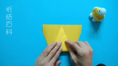 Hand-made origami video tutorial can fly far origami aircraft can be made with only one piece of paper