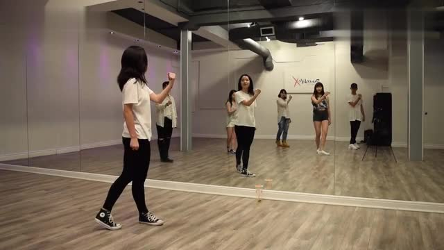 I Like It Pt.2 Dance Teaching of Bombproof Youth League