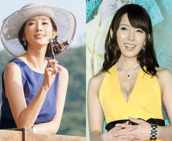 Lin Zhiling appeared elegantly in her hat and dress and was mistaken for Yui hatano