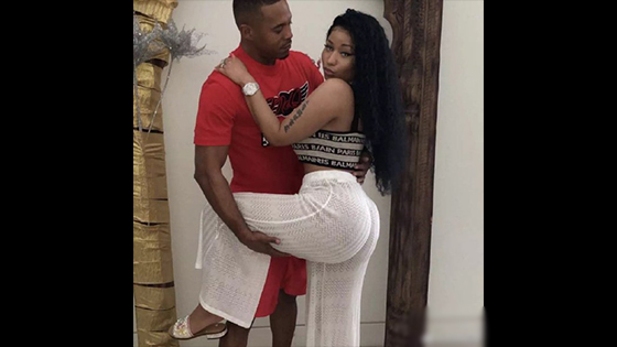 Nicki Minaj has been registered to marry her boyfriend. But her bf is such a person!