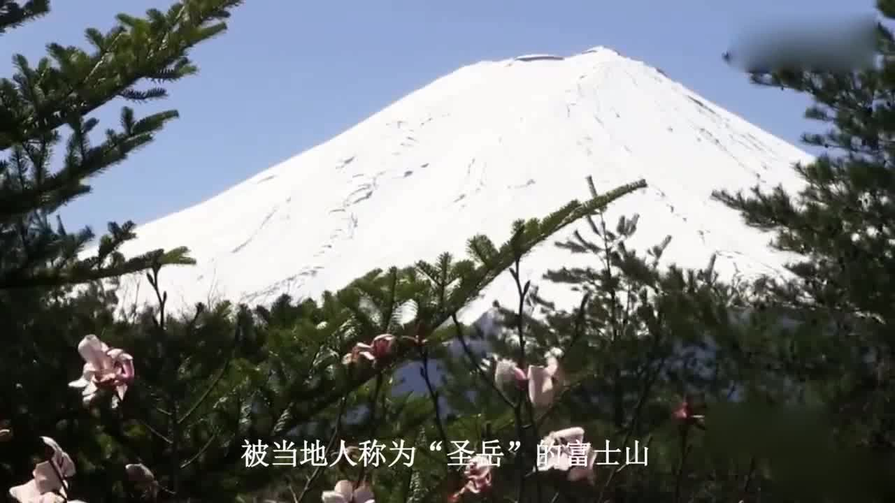Fuji Mountain is actually rented by Japan. The government pays high rent every year. It will be a disaster if it erupts again.