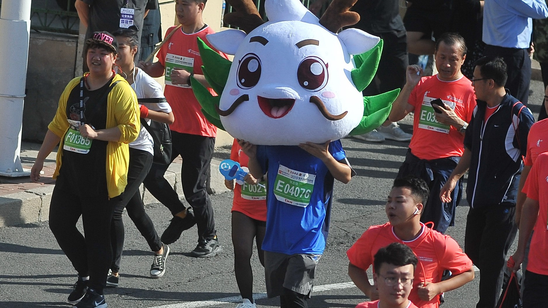 The Harbin International Marathon ended perfectly in 2019! Experts remind: science race, do according to one's ability