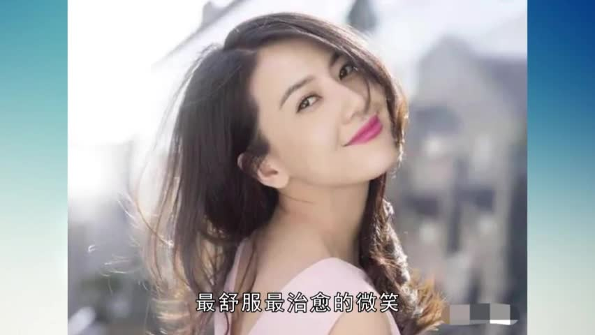The best-looking actress to laugh, Tang Yixin Zhao Liying or Yang Fang?