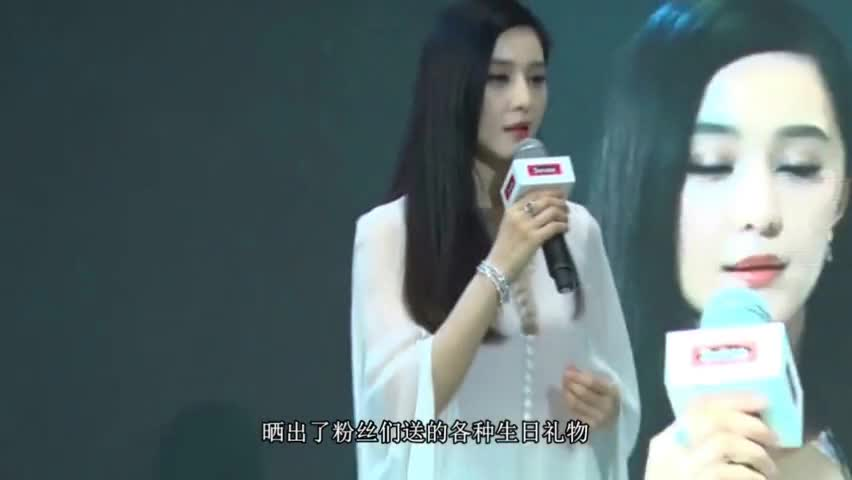 Coming back soon? Fan Bingbing first shot Vlog to talk about the status quo and redefine