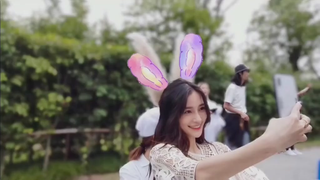Dior Brand Ambassador Angelababy Sexy Bunny Girl Photo,Angelababy Sexy Video