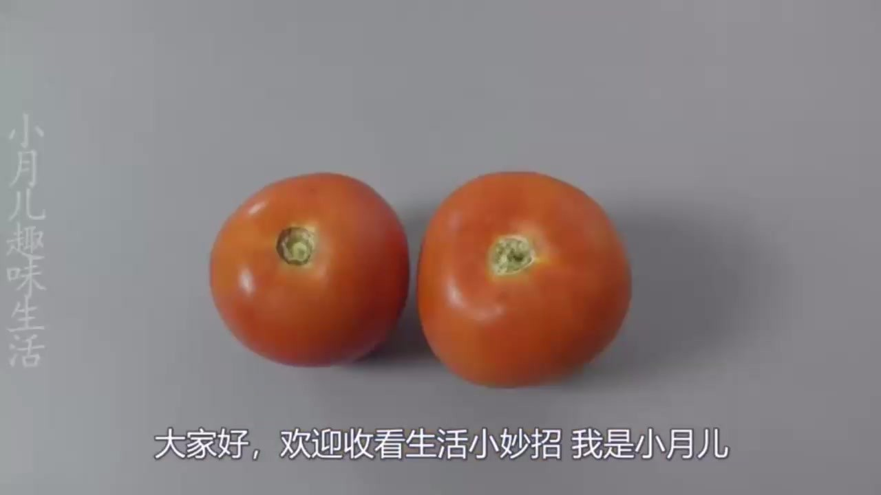 Chopsticks inserted in tomatoes are really powerful. They solve the big problem of every household. Learn quickly.