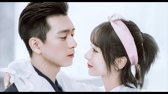Yang Zi and Li Xian Kiss Scenes In Yang Zi new drama Go Go Squid!