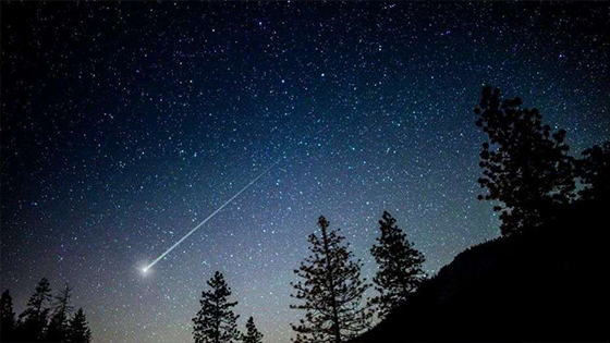 Here's When and Where You Can See 2 Meteor Showers Through the Sky.
