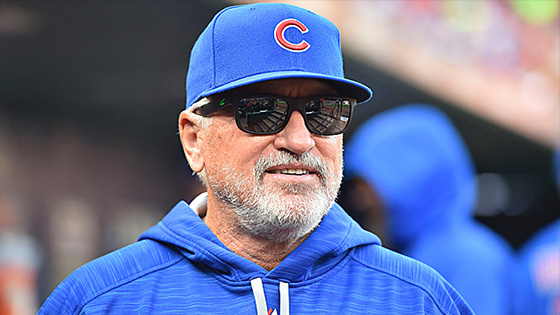 The Los Angeles Angels announced Joe Maddon will be their new manager.