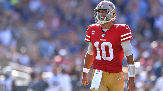 49ers defeat over Redskins in shortest NFL game in 10 years