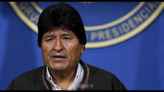 Bolivian President Evo Morales reveals resignation reason - Irregularities