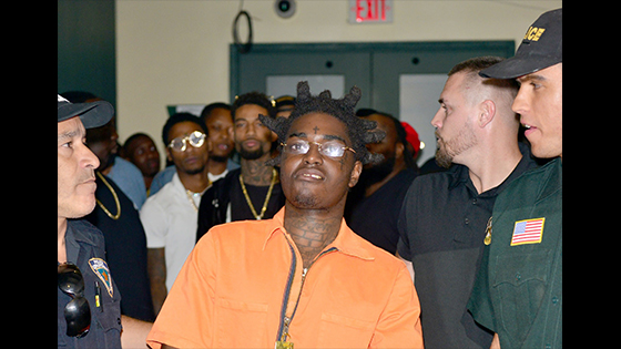 Kodak Black Sentenced To Nearly 3 Years In Prison On Weapons Charges
