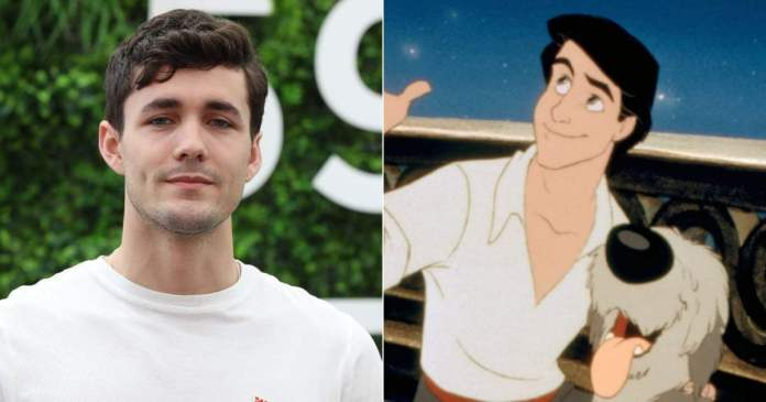 Jonah Hauer-King To Play Prince Eric In Live-Action Little Mermaid Movie