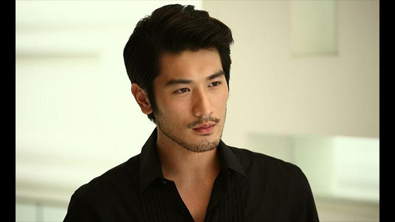 Godfrey's girlfriend Bella appears his funeral and talks about future