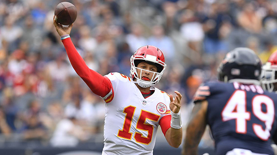 The Kansas City Chiefs beat Bears with 26-3 highlight video watch online